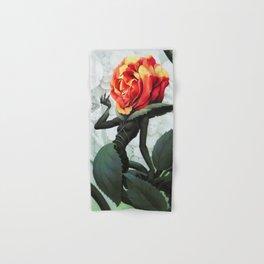 Alice in Wonderland Rose Hand & Bath Towel