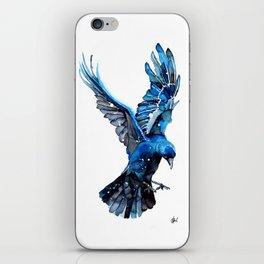 Azure Jack iPhone Skin
