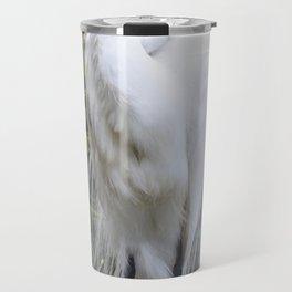 Proud Mama Egret Travel Mug