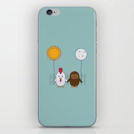 Early Bird & Night Owl iPhone Skin