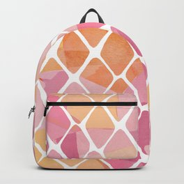 Watercolor Pattern Backpack