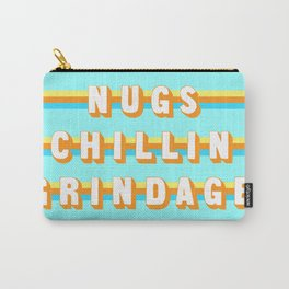 Encino Man (Rule of Threes) Carry-All Pouch
