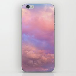 See the Dawn (Dawn Clouds Abstract) iPhone Skin