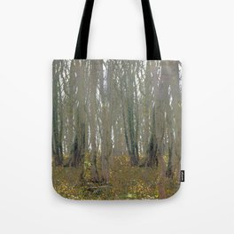 With an eye made quiet Tote Bag