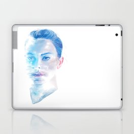 The Girl Who Dreamed of Oceans Laptop & iPad Skin