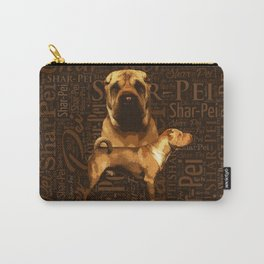 Shar-Pei Carry-All Pouch