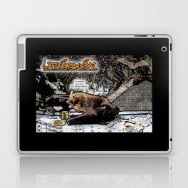 Little Brown Bat: Air-raging Honkers Laptop & iPad Skin