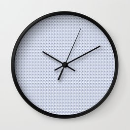 Blue Heroin Wall Clock