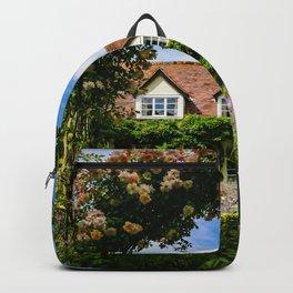Cottage garden. v2 Backpack