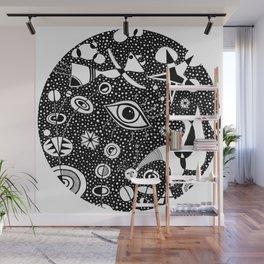 Constellations. Miró Wall Mural