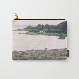 Coles Bay Sunset Seagull Carry-All Pouch
