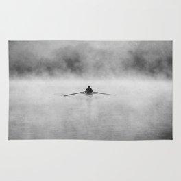 Rowing On The Chattahoochee Rug