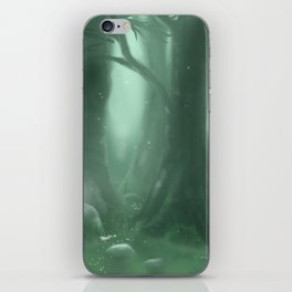 A Great Forest iPhone Skin