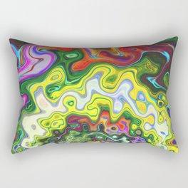 Gamma Tides Rectangular Pillow