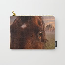 horses eye Carry-All Pouch