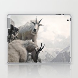Hi, we are the mountain goats Laptop & iPad Skin