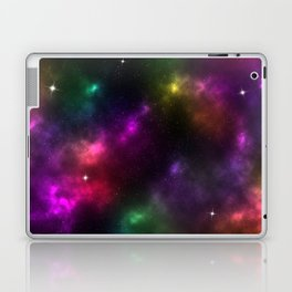 Rainbow Galaxy Laptop & iPad Skin