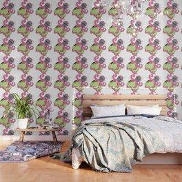 Radioactive Octopus Wallpaper