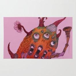 Aleluya monster Rug
