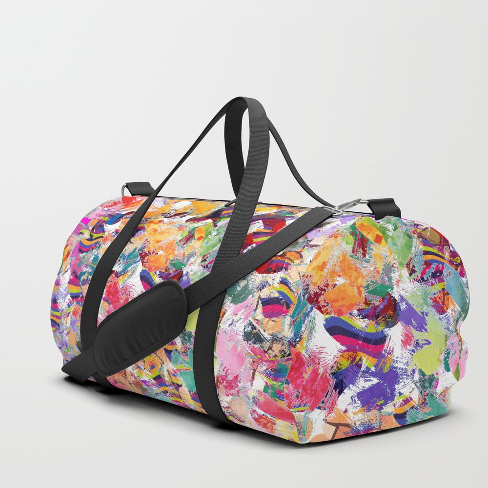 Broken Cups Duffle Bag by Lalachandra DFL8601741