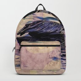 twilight pelican Backpack