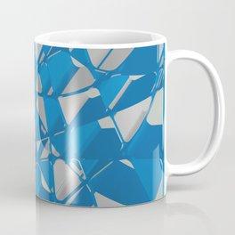 3D Abstract Futuristic Background II Coffee Mug