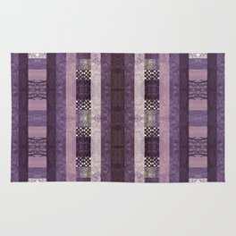 Quilt Top - Antique Twist Rug
