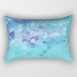 alexandr-az home near wild river Rectangular Pillow