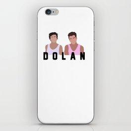 Dolan Twins iPhone Skin