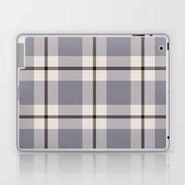 big light weave monochrome Laptop & iPad Skin
