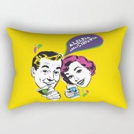 Alegria  Rectangular Pillow