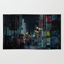 Tokyo Nights / Kabukicho Nights / Liam Wong Rug