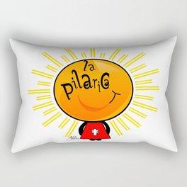 la pilarica Rectangular Pillow