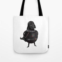 Chubby Darth Vader Tote Bag