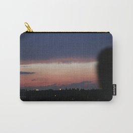 shadow portrait tempelhof Carry-All Pouch