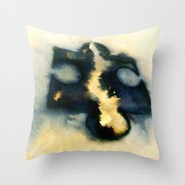 Puzzle Piece Throw Pillow
