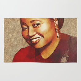 Hattie McDaniel, Hollywood Legend Rug