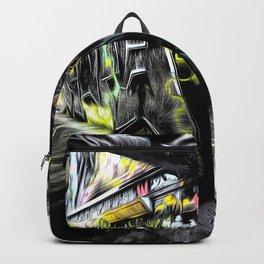 London Graffiti Art Backpack