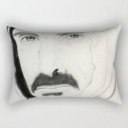 Frank Zappa Rectangular Pillow