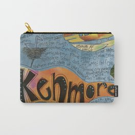 Kenmore, Washington Carry-All Pouch