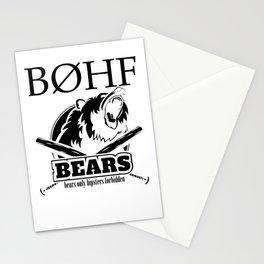bears II Stationery Cards