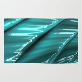 Lapping - Fractal Art Rug