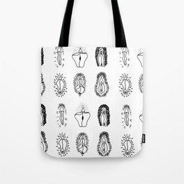Vulvariety Tote Bag