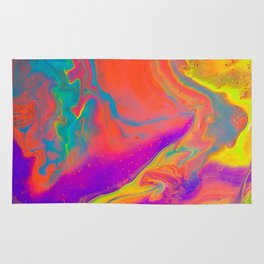 Psychedelic dream Rug