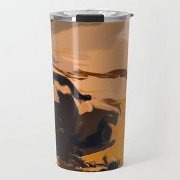 Mad Max Rockatansky 2 Travel Mug