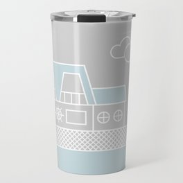 Lagoon House Travel Mug