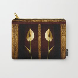 Peace in the Shadows Carry-All Pouch