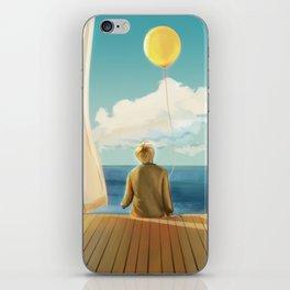 Love your self iPhone Skin