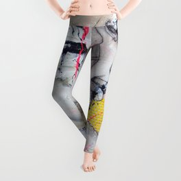 Have you Ever Hurt Someone You Loved? Leggings