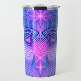 Dreaming Frequency Temple Travel Mug